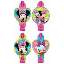 Disney's Minnie Bow-tique Blowouts-8 pieces