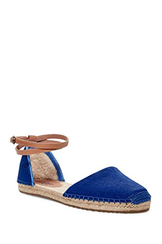 UGG LIBBI MARINE BLUE CALF HAIR woman US 7