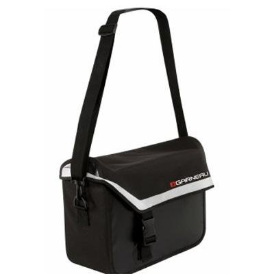Louis Garneau 2010 Black Box Bicycle Handlebar Bag – 1493731-020