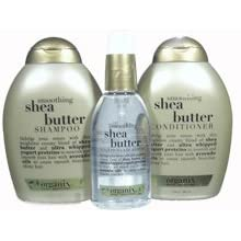 ORGANIX Smoothing Shea Butter Complete Hair Care Kit