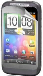 Capdase SPHCA510E-G Screen Protectors for HTC Wildfire S A510E