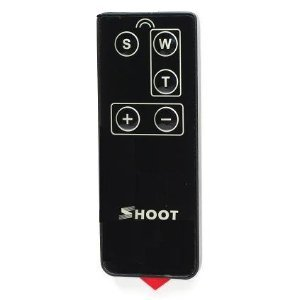 Neewer® Infrared (Ir) Remote Control (Rm-1) For Olympus C60, C5060, C5050, C5000 & C50