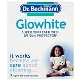 Dr Beckmann GloWhite Intensive Whitening 3 x 40g Sachets