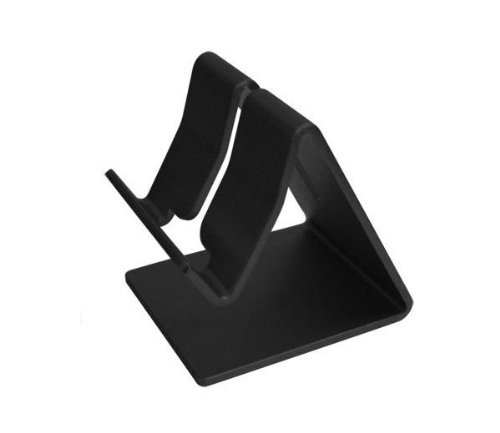 Aluminum Metal Stand Holder Stander For iPad iPhone Mobile Phone Smart Tab Y365 (New Black) by ADS Amtopsell (New Mobile Phones compare prices)