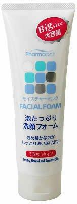 ファーマアクト 泡たっぷり洗顔フォーム 160g