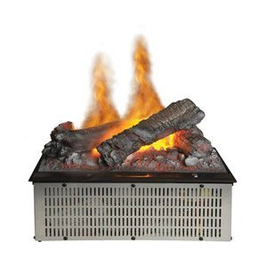 Dimplex OptiMyst Electric Fireplace Cassette Insert w/ Logs - DFI400LH picture B00FQFGQSO.jpg