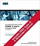 CCNA 3 and 4 Companion Guide and Journal Pack
