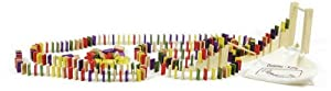 Wooden Domino Rally 250 piece set
