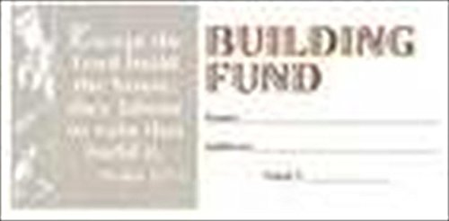 Offering Envelope Building Fund (Building Fund Envelopes compare prices)