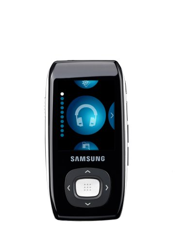 Samsung YP-T9JQB 2 GB Digital Multimedia Player (Black)