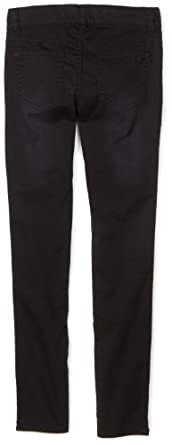 Joe's Jeans Big Girls' Super Smooth Jeggings, Black, 7