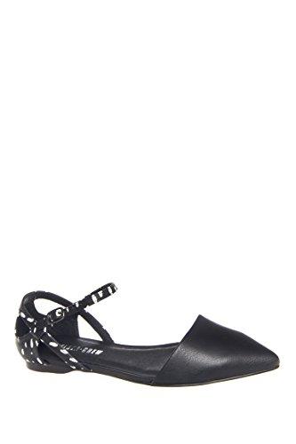 Genie Pointed Toe Flat Sandal