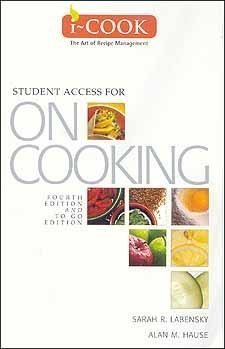 Icook -- Access Card -- For on Cooking, to Go Edition