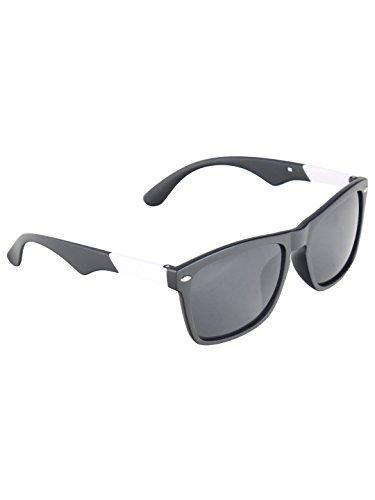 Olvin Black Sunglasses For Men & Women (OL190-01)