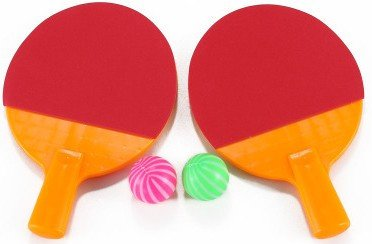 Generic Various Color Children'S Toys Table Tennis Racket Tennis Pingpong Game Toy Sport
