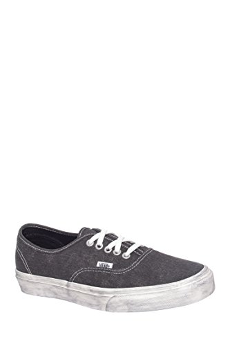 Unisex Overwashed Authentic Low Top Sneaker