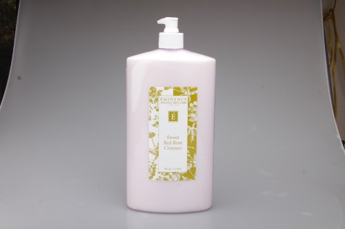 Eminence Sweet Red Rose Cleanser (Pro Size) 32 Oz.