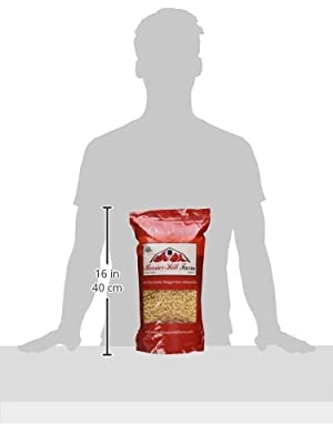 Hoosier Hill Farm Gourmet Popcorn Huge 6 lb. Family Size