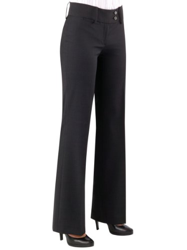 Brook Taverner Miranda Suit Trouser in Charcoal 14S