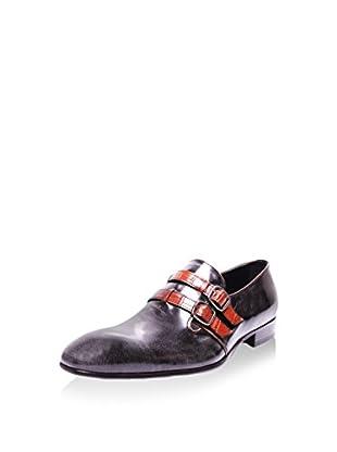 RRM Zapatos Monkstrap (Gris)