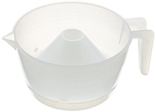 Chef Aid anti-boil sur Pichet Passe au micro-ondes, blanc