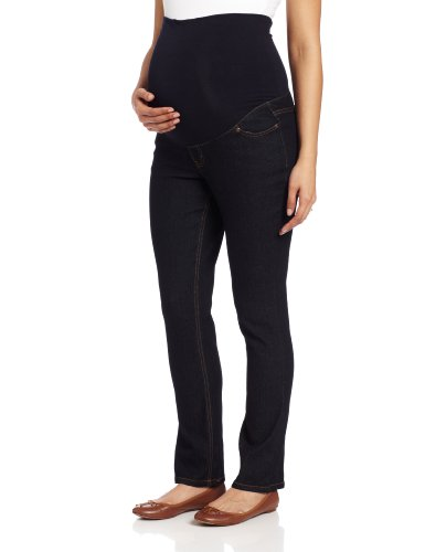 Three Seasons Maternity Women's Denim Cuffed