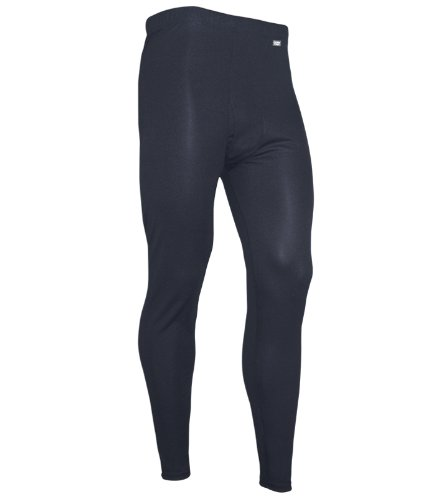 Polarmax Tech Silk Pants, Black, Large