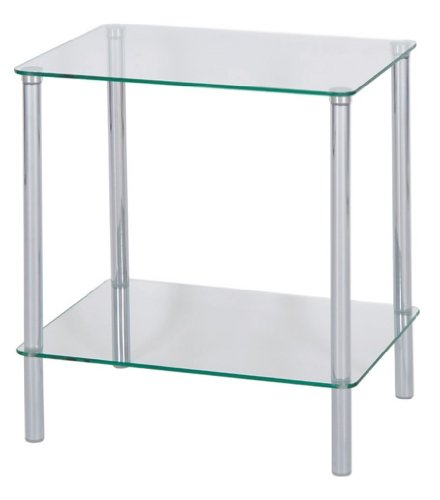 table d appoint en verre pas cher. Black Bedroom Furniture Sets. Home Design Ideas
