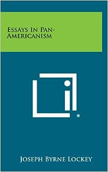 americanism essays