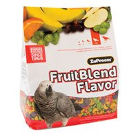 Cheap ZuPreem FruitBlend Parrot Medium/Large 3.5 lbs (B002LZH2HQ)