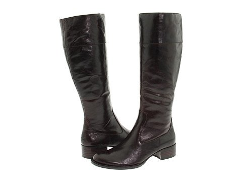 Cheap Born Yvette Veg Dark Brown Leather (B004I9SVMS)