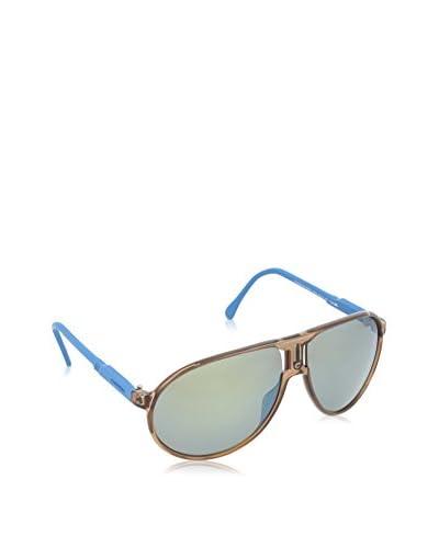 Carrera Gafas de Sol CHAMPION/RUBBER 3U4OL62 (62 mm) Dorado / Azul