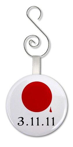 support japan earthquake tsunami survivors flag 2 25 inch button style