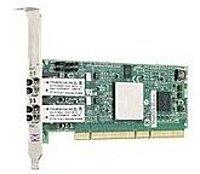 Emulex LightPulse LP10000DC-E Network Adapter - PCI-X - Fibre Channel - 2 Ports (Certified Refurbished)