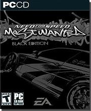 Need for Speed: Most Wanted Black Edition - PC