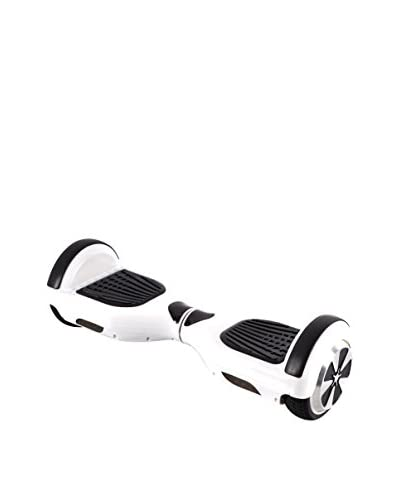 Sliderway Patinete Eléctrico Hoverboard S6 Blanco