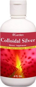 Colloidal Silver, 4 oz.