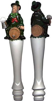 Leprechaun Beer Tap Handle