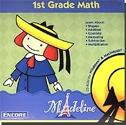 Madeline 1st Grade Math