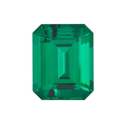 0.85 Cts of 7x5 mm AAA Emerald-Cut Russian Lab