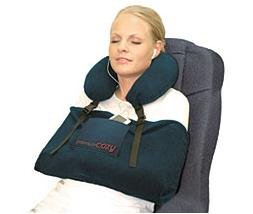 Cozy Traveler Road Cozy Neck Pillow