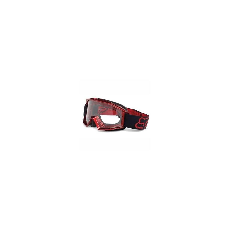 Fox Racing Main Goggles   Small/Black/Grey