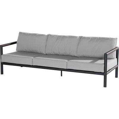 4 Seasons Outdoor Malibu 3-Sitzer Sofa taupe