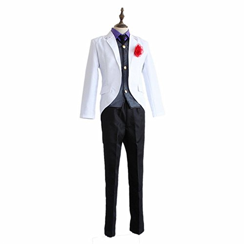 Popular Game LOL League of Legends Ezreal Cosplay Costume Adult Uniform Suit