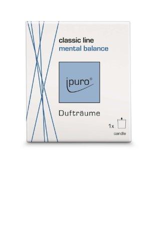 ipuro IPU0243 Scented Candle, Mental Balance