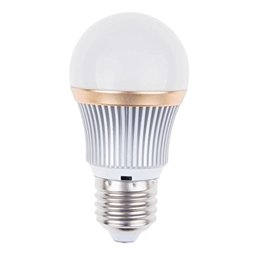 Lemonbest™ Bright Dimmable 3 Watts Led Globe Bulb E27 Led Light Lamp 3 Leds Cool White Lighting Bulb