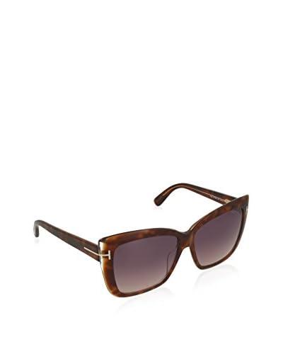 Tom Ford Gafas de Sol Mod.FT0390 PANT_53F (59 mm) Havana