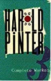 Complete Works: Three (0394170512) by Pinter, Harold