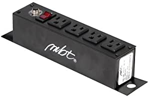 MBT Lighting PC800_86722 8 Channel Power 15 Amp Circuit Stage Light