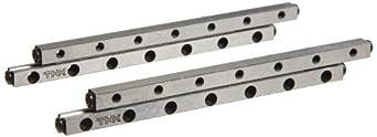 THK VR Steel Cross Roller Guide VR2-105HX18Z, 105mm L, 12mm W, 6mm H, 18 Rollers, 64mm Stroke